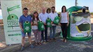La campanya s'ha presentat aquest dijous davant el Torreó del Passeig Marítim de Miami Platja