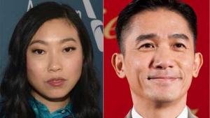 La cantante y actriz, Awkwafina y el actor, Tony Leung estarán en el reparto