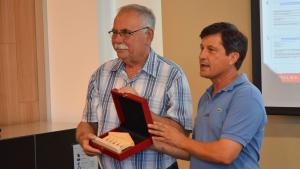 La delegació turca de la ciutat de Çanakkale ha visitat el Port de TGN