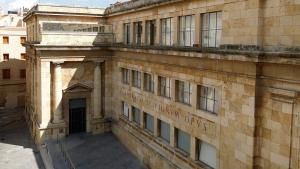 La façana del Museu Nacional Arqueològic de Tarragona.