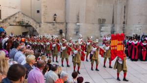 La Festa del Renaixement de Tortosa recrea la Ciutat al segle XVI.