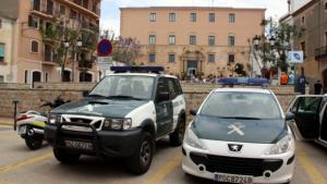 La Guàrdia Civil va irrompre a l'interior de l'Ajuntament de Torredembarra el 26 de juny de 2014.