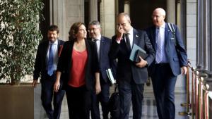 La inseguretat a Barcelona és una de les debilitats que més preocupa el consistori i la Generalitat