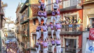 La Jove de Tarragona s'ha apuntat el primer 9de8 del l'any a Torredembarra