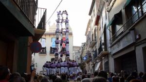 La Jove de Tarragona va descarregar el 5de9f a la diada del Quadre de l'any passat