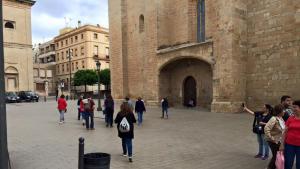 La nova ubicació del concert és a la plaça de l'Església del municipi