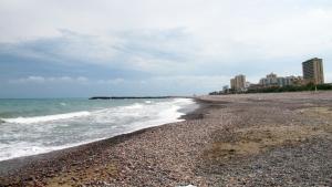 La platja del Puig està tancada per la presència de bacteris perjudicials en l'aigua