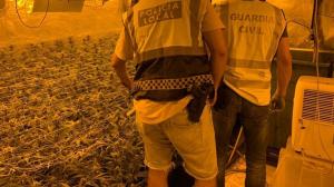 La Policia Local de Torredembarra i la Guàrdia Civil han detingut dues persones.