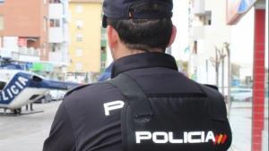 La Policía Nacional ha sido la encargada de detener a uno de los dos hombres