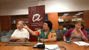 La rectora Figueras ha fet l'anunci després de celebrar el darrer Consell de Govern del curs