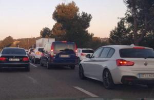 La retirada del camió ha provocat retencions a l'AP-7 a Tarragona en sentit sud