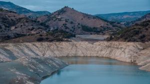 La sequera afecta profundament els pantans del Baix Camp.