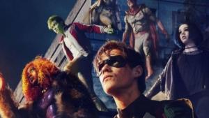 La temporada de 2 de 'Titans' se encuentra en pleno rodaje