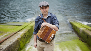 L'acordionista basc, Xavi Aburruzaga oferirà un concert dissabte