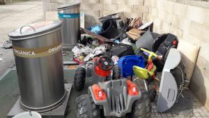 L'Ajuntament de les Borges obligat a destinar recursos per pal·liar el problema dels abocaments