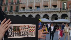 L'art i la pintura protagonitzen aquesta nova forma de visitar Reus amb un Sketching Tour