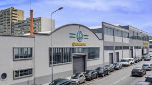 Las instalaciones del segundo supermercado Mercadona en Portugal, en Matosinhos