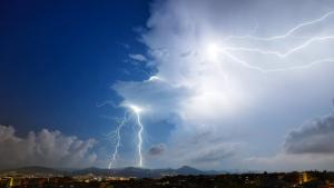 Las tormentas seguirán en puntos del este