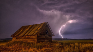 Las tormentas volverán a caer en el noroeste y se desplazarán a más zones el domingo