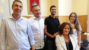 L'equip de govern de Soses