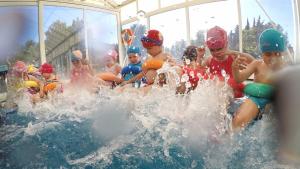 Les activitats aquàtiques de Tarragona ofereixen més de 1.500 places