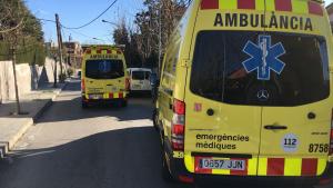 Les ambulàncies al carrer