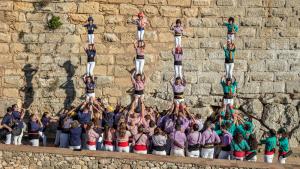 Les quatre colles de la ciutat, però també els Nois de la Torre i els Xiquets de Vila-seca, actuaran en el marc d'aquestes diades.