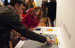 L'exposició des de la seva inauguració ja ha rebut més de 5.000 visitants