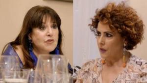 Loles León e Irma Soriano en 'Ven a cenar conmigo'