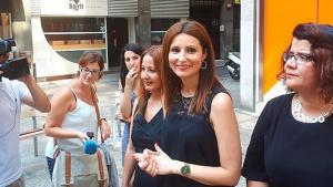 Lorena Roldrán podria ser la nova aposta per Ciutadans al Parlament de Catalunya