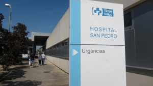 Los cuatro heridos han sido llevados al Hospital San Pedro