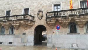 Los hechos sucedieron en la Audiencia Provincial de Palma
