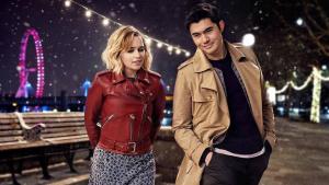 Los protagonistas de  'Last Christmas'