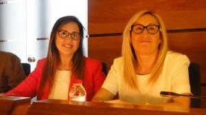 Luz Ramírez i Mar Negro, de Ciutadans del Vendrell.