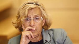 Manuela Carmena, l'exalcaldessa de Madrid