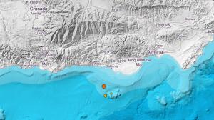 Mapa del epicentro del temblor de esta noche pasada de miércoles 3 de julio