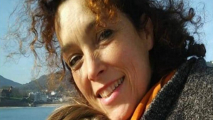 María Elena Ubarrechena, desaparecida este domingo en Donostia