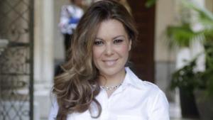 María José Campanario ya descansa en su casa