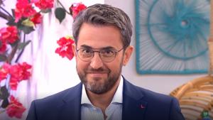Màxim Huerta en su nuevo programa, 'A partir de hoy'