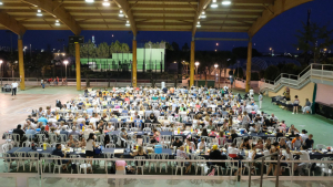 Més de 400 persones participen al sopar de carmanyola de la Pobla de Mafumet