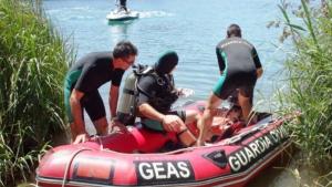 Miembros del equipo GEAS de la Guardia Civil en una imagen de archivo