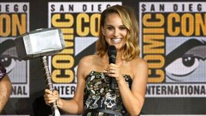 Mighty Thor será el nombre de Portman, la nueva diosa del trueno