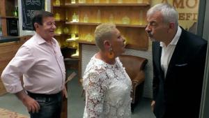 Nati pagó su descontento con Carlos Sobera