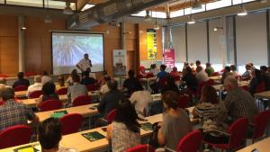 Nutrisalt, present a la jornada tècnica de referència dels olis d'oliva verge de Catalunya