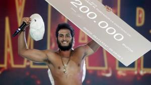 Omar ha resultado ser el ganador de 'Supervivientes 2019'