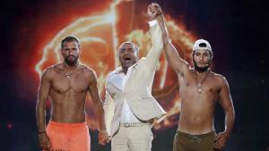 Omar Montes, flamante ganador de 'Supervivientes 2019'
