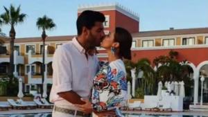 Paula Echevarría y Miguel Torres juntos de vacaciones
