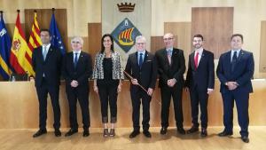 Pere Granados repeteix com a alcalde de Salou