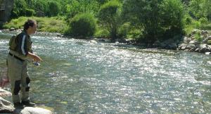 Pescador de riu