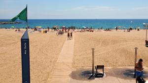 Platja Mar Bella Barcelona